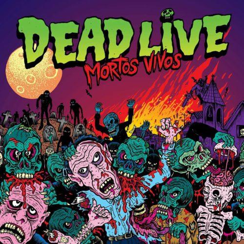 horror punk dead live