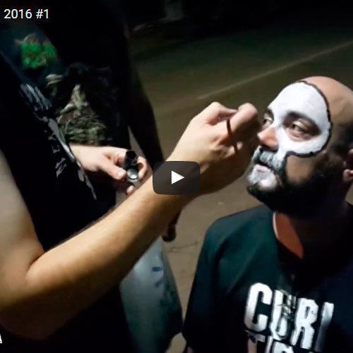 Horror Fest Cascavel 2016 #1 - Bandas que enriquecem o cenário paranaense